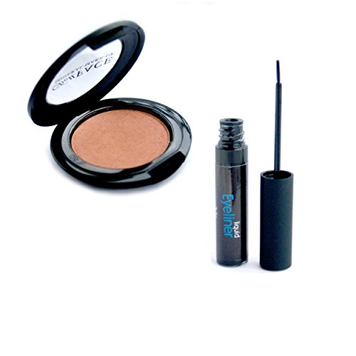 dollface-mineral-makeup-christmas-gift-set-winter-bronzer-with-black-liquid-eye-liner-set