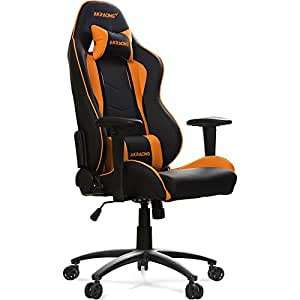 Akracing Gaming Stuhl NITRO orange/schwarz