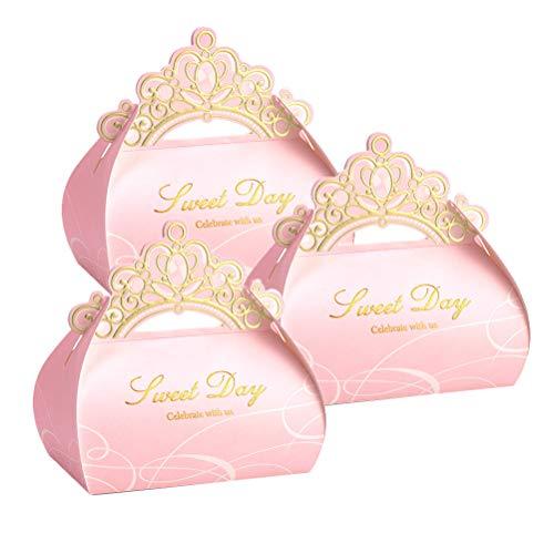 Candy Boxen Neuheit Party Treat Geschenkbox für Hochzeit Geburtstag Brautdusche ()