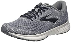 Brooks Herren Revel 3 Laufschuhe, Grau (Quiet Shade/Opal Grey/Black 099), 44.5 EU