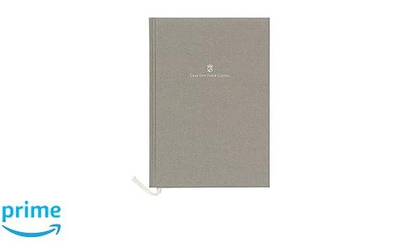 blu Graf von Faber-Castell/ /188636/libro con copertina in A5