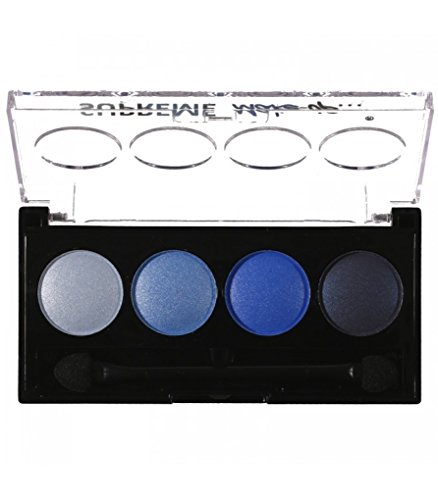 Palette 4 OAP dégradées Blues