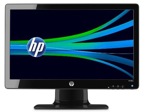 HP Pavilion 2011x 50,8 cm (20 Zoll) LED Monitor (VGA, DVI, 5ms Reaktionszeit) schwarz Hewlett Packard Flat Panel Monitor