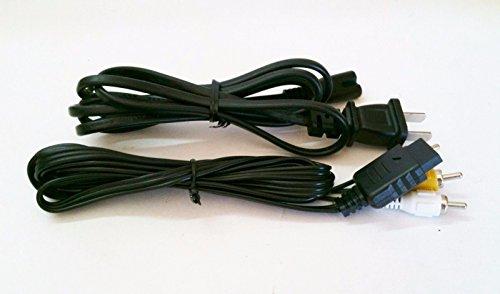 Playstation 2 Strom- und AV-Kabel für Sony PS2 Playstation FAT Konsole (Großpackung) - TBGS