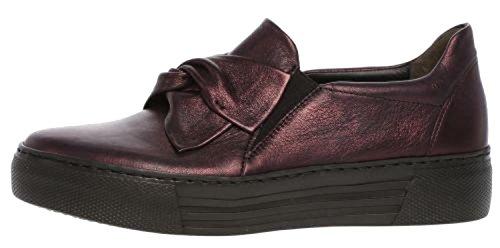 Gabor 66.463.11, Sneaker donna Rot