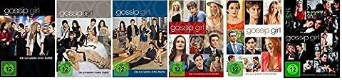 Gossip Girl - Staffel/Season 1+2+3+4+5+6 * DVD
