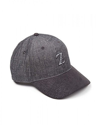 The Legend of Zelda Big Z - Breath of the Wild - Cap | Nintendo | Herren Damen Unisex | Grau