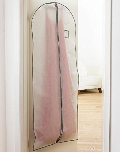 Staubbeutel von Jassz Jassz Taschen PP Kleid Tasche, (Kleid Schneeweißen)