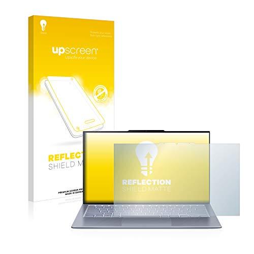 upscreen Entspiegelungs-Schutzfolie kompatibel mit Asus ZenBook S13 UX392FN - Anti-Reflex Bildschirmschutz-Folie Matt