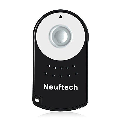 Neuftech–Mando a distancia por infrarrojos inalámbrico para Canon RC-6/Canon 600d/EOS 5d mark ii/EOS 7d/EOS 550d/EOS 500d/EOS 450d/60d/650d/700d/6d/100d/450d