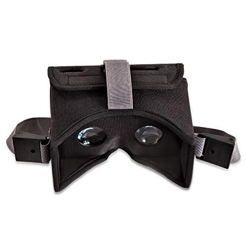 RLTech per Nintendo Switch NS Occhiali Stile VR Vitalità Reality con Archetto Pieghevole Fisso con Cintura Facile da Montare