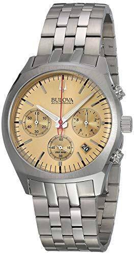 Bulova 96B239 Fashion Analog Watch For Unisex