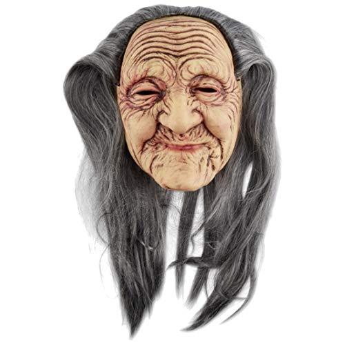kaiser24 Halloween Maske (Oma Maske (3295870))