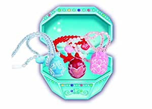 Jewel Pet - 2782 - Figurine - Jewel Charm Deluxe - Ruby - Rouge