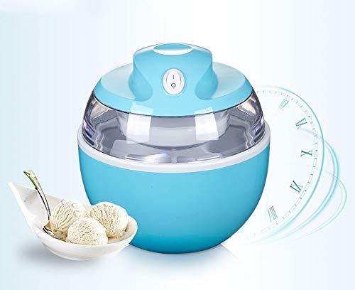 Macchina per gelato alla frutta, macchina per gelato automatica, macchina per gelato per casa macchina per gelato mini per bambini