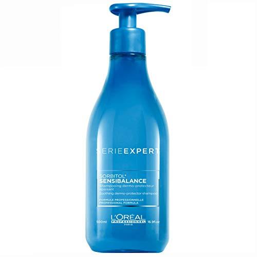 L'Oréal Professionnel Serie Expert Sorbitol SensiBalance Shampoo, 1er Pack (1 x 500 ml)