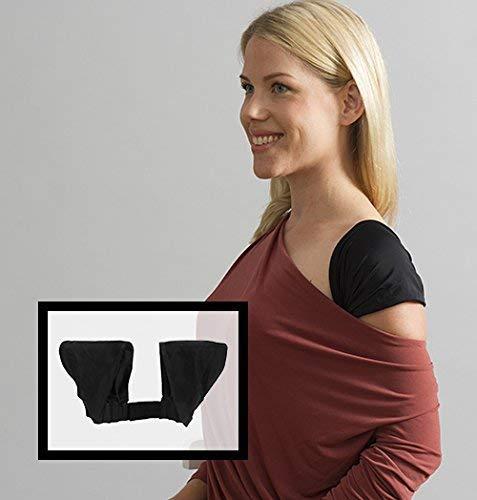 Swedish Posture Posture Feminine (Black, Small - Medium (8-10))