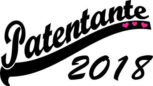 Mister Merchandise Herren Men T-Shirt Patentante 2018 Tee Shirt bedruckt Royal
