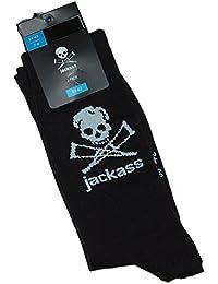 JACKASS - MTV - Classic Skull Logo - Socken / Socks