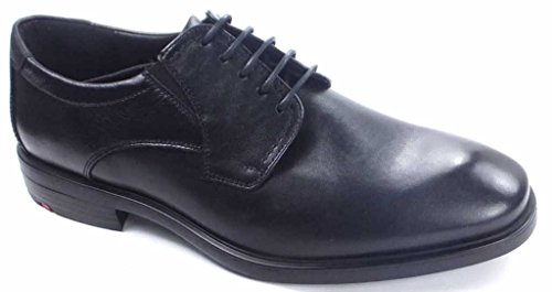 lloyd-kenmore-mens-lace-up-shoes-black-size-10