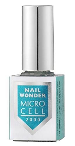 Microcell 2000 Nail Wonder Unter- und Überlack, 1er Pack (1 x 12 ml)