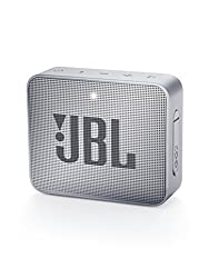 JBL Go 2 Portable Bluetooth Waterproof Speaker - Grey