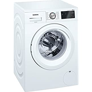 Siemens-iQ500-WM14T5EM-Waschmaschine-800-kg-A-137-kWh-1400-Umin-Schnellwaschprogramm-Nachlegefunktion-aquaStop-mit-lebenslanger-Garantie