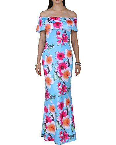 biubiu-womens-floral-off-shoulder-ruffle-bodycon-long-party-maxi-dress-style-blue-print-2-thickened-