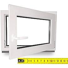 W/ärmeschutzglas Glaspaket 3-Fach Verglasung nach Ihrem Wunschma/ß Isolierglas 36mm Klarglas Fensterscheibe 0,5 m/²