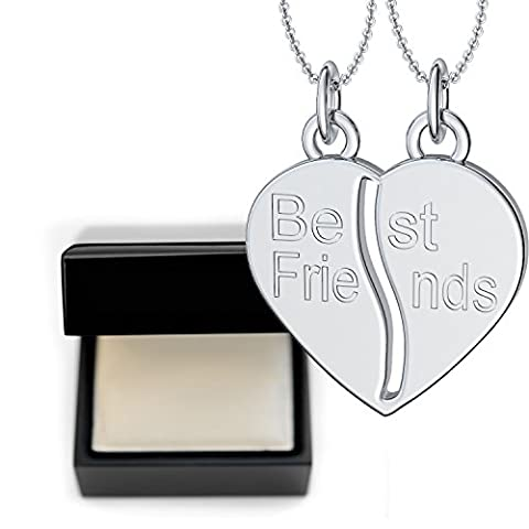 Best Friends Necklace for 2! Perfect Christmas Present + 2