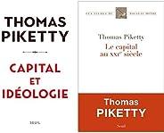 Thomas Piketty : Capital et idéologie + le capital au XXIe siècle