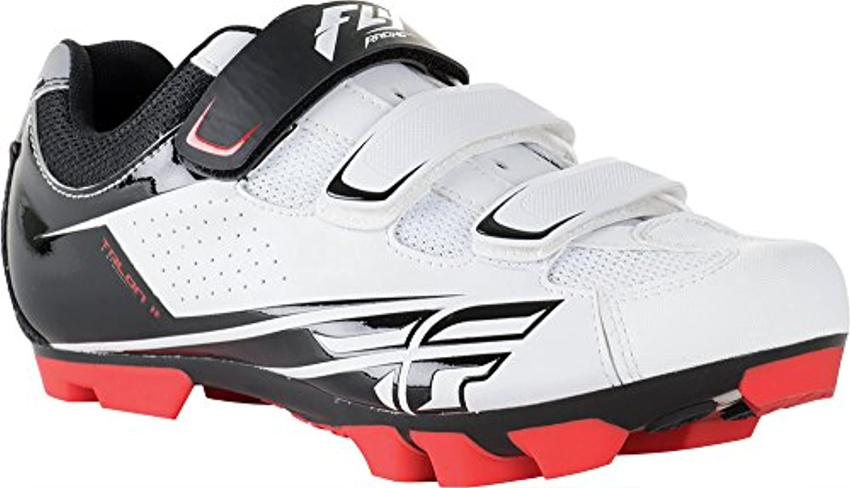 Fly Racing Talon II Mountain Bike scarpe scarpe scarpe bianco, Uomo, bianco, 47   I Materiali Superiori  851d68