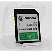 Tarjeta SD Update Skoda Navigation AMUNDSEN2 MIB2 Europa V. 2020-2021