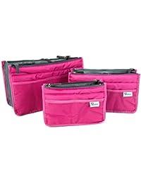 Periea - Pack of 3 Handbag Organisers - Chelsy (Small, Medium and Large)
