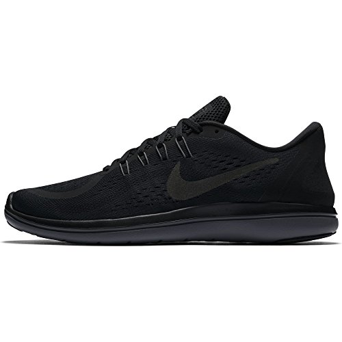 Nike Flex 2017 Rn, Scarpe da Corsa Uomo Multicolore (Black/Mtlc Hematite/Anthracite/Dark Grey)