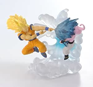 Figurine Gashapon - Dragon Ball Z - Imagination Figure 5 - Sangoku vs Boo