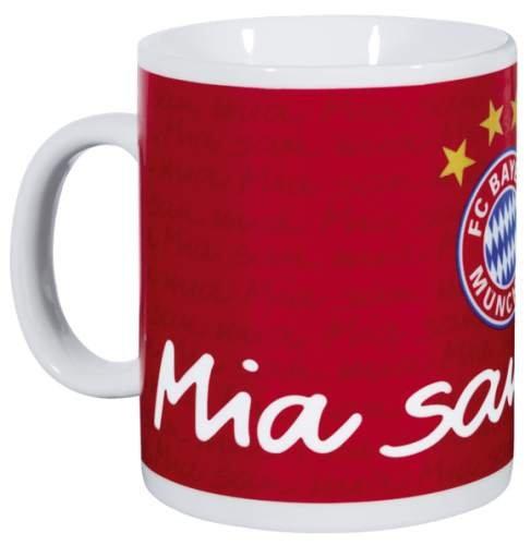 FC Bayern Tasse Mia san mia XXL