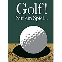 Golf! Nur ein Spiel ...: Minibuch im Schuber