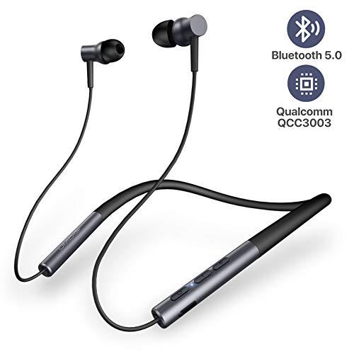 Bluetooth Kopfhörer in Ear Sport, UMIDIGI Ubeats Noise Cancelling Kopfhörer Kabellos Sport IPX5 Bluetooth Headset,12 Stunden Spielzeit, mit Mikrofon für iPhone,Samsung,Huawei
