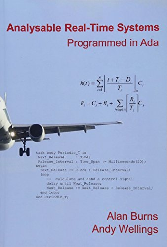 Analysable Real-Time Systems: Programmed in Ada por Prof Alan Burns