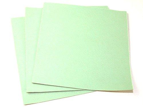 FYBA Filzstoff 45,7cm quadratisch mint grün–Pro Blatt