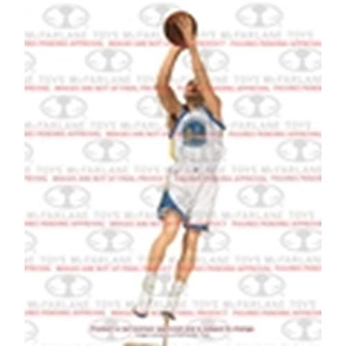McFarlane NBA Series 27 KLAY THOMPSON #11 - Golden State Warriors Figur
