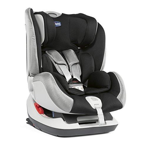 Chicco 00079834310000 Kinderautositz Seat-Up 012 Größe 0/1/2, grau