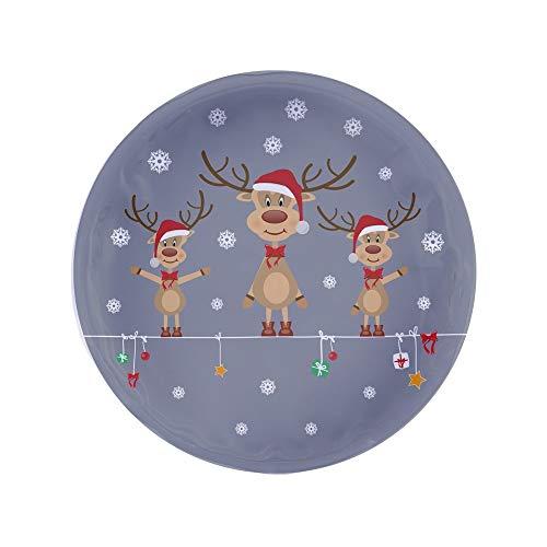 Preis am Stiel 4 x Taschenheizkissen \'\'Rentier Ole\'\' | Wärmer | Weihnachten