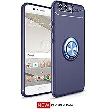 Instanttool Phone Case for Huawei P10 Plus, Cover Cover Carry Case Protective Back Cover Case for Huawei P10 Plus (Blue)