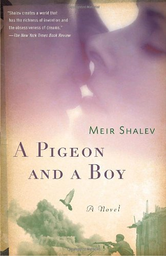 A Pigeon and a Boy by Meir Shalev (2009-02-01)