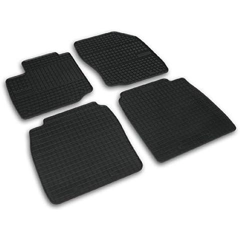 ALFOMBRAS ALFOMBRILLAS DE GOMA PREMIUM compatibles con HONDA CIVIC 9 modelos a partir de 2012