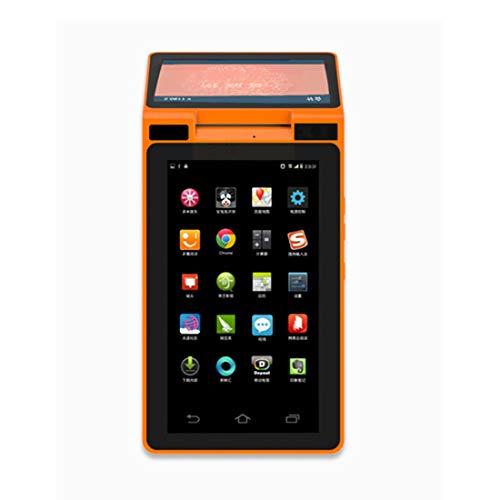 Android Scanner Data Terminal unterstützt 2D-Scanning, NFC-Reader 13.56MHz, Kamera, Touchscreen, Unterstützung WiFi BT für die meisten Verbraucherplätze (Terminal Android)