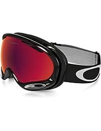 Oakley Masque de ski A Frame 2.0 PRIZM JET BLACK, EL. ADJUSTABLE