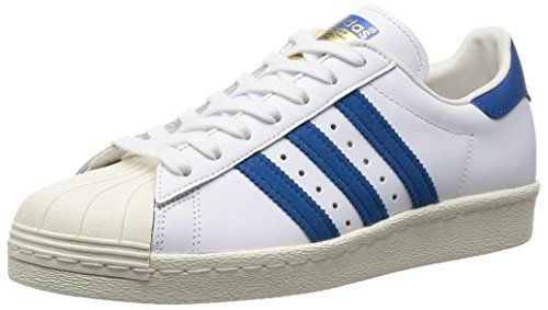 adidas Originals Superstar 80s formateurs Blanc G61068 Weiß